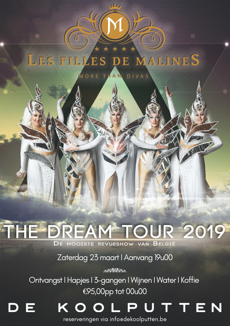 The dream tour 2019